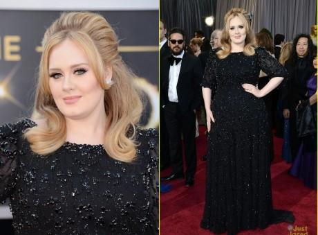 Curvy Adele