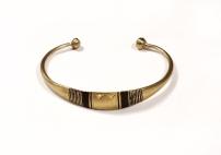 etched bracelet