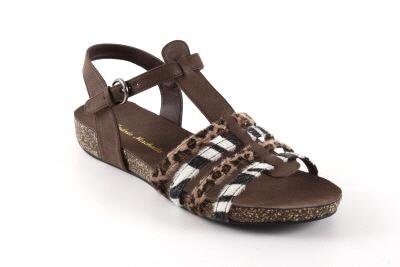 Animal Printed Sandals