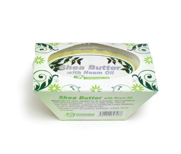 SHEA BUTTER & NEEM OIL $10.00